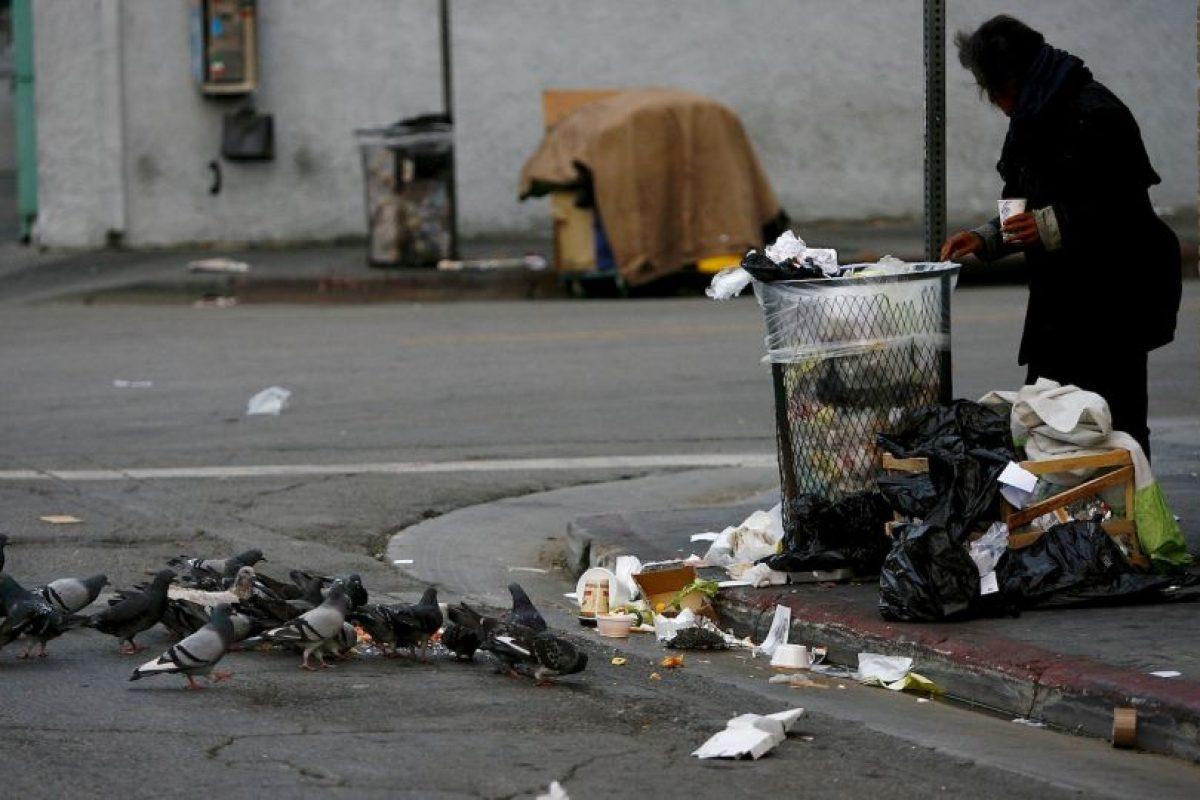 Los alimentos se pierden o se desperdician a lo largo de toda la cadena de suministro Foto:Getty Images. Imagen Por: