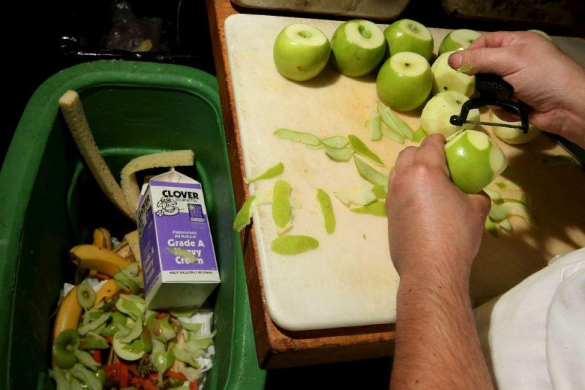 Un tercio de los alimentos producidos para el consumo humano se pierde o se desperdicia en todo el mundo Foto:Getty Images. Imagen Por: