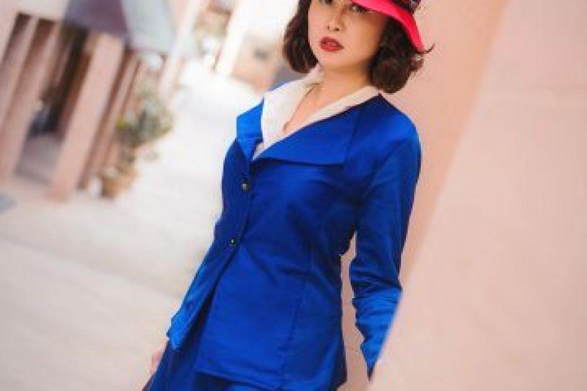 Marvel's Agent Carter es una serie de la icónica Marvel. Foto:Tumblr. Imagen Por: