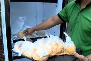 Las personas pueden donar la comida que les sobró Foto:Facebook.com/Pappadavada. Imagen Por: