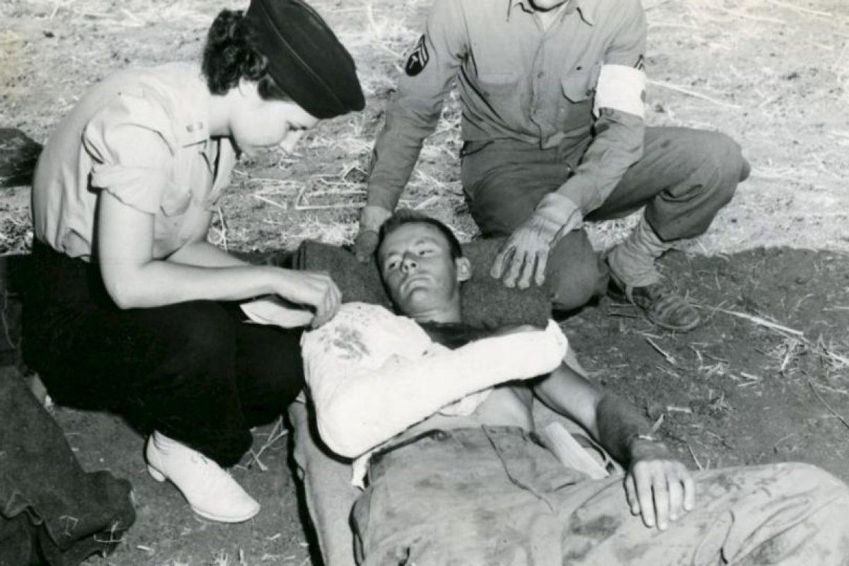 Una enfermera checa violada por nazis se deshizo de ellos teniendo relaciones sexuales con cada uno e infectándoles ETS Foto:Wikipedia. Imagen Por: