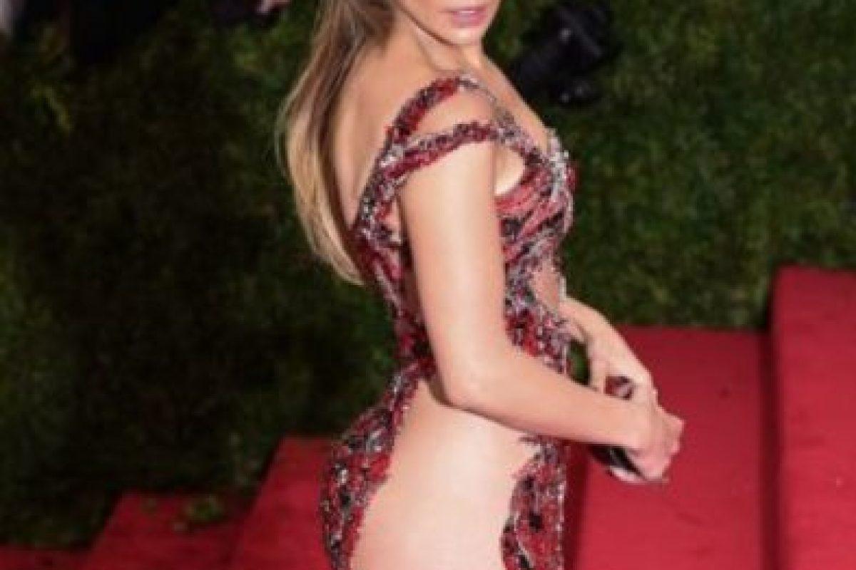 Jennifer Lopez por su cuerpo. Foto:vía Getty Images. Imagen Por: