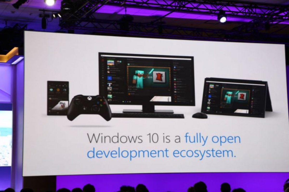 Windows 10 será ahora un ecosistema que englobará móviles, tabletas y Xbox 10. Foto:Tumblr. Imagen Por: