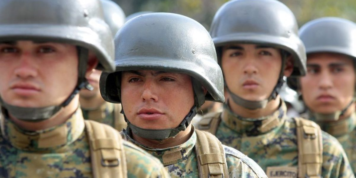 Convenio Sence: Conscriptos podrán seguir una carrera técnica