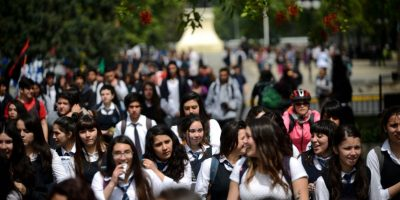 Secundarios anuncian primera movilización nacional del año