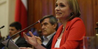 Carolina Goic asume como nueva presidenta de la DC