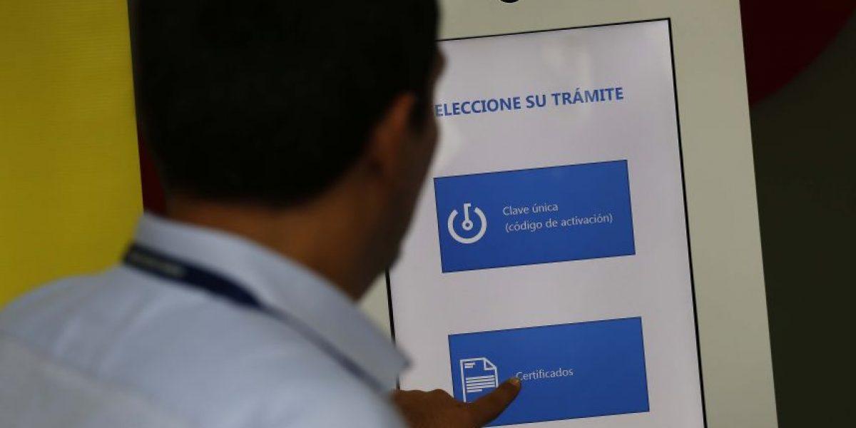 Registro Civil de Peñalolén inaugura plataforma