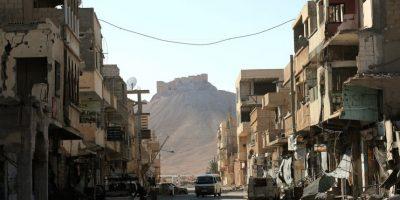 Encuentran en Siria una fosa común con 42 personas ejecutadas por el Estado Islámico