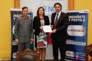 Foto:Subsecretaría para las Fuerzas Armadas. Imagen Por: