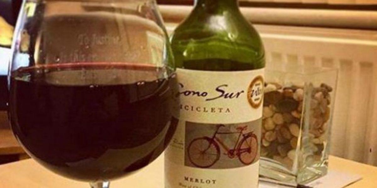 Vino chileno es principal auspiciador del