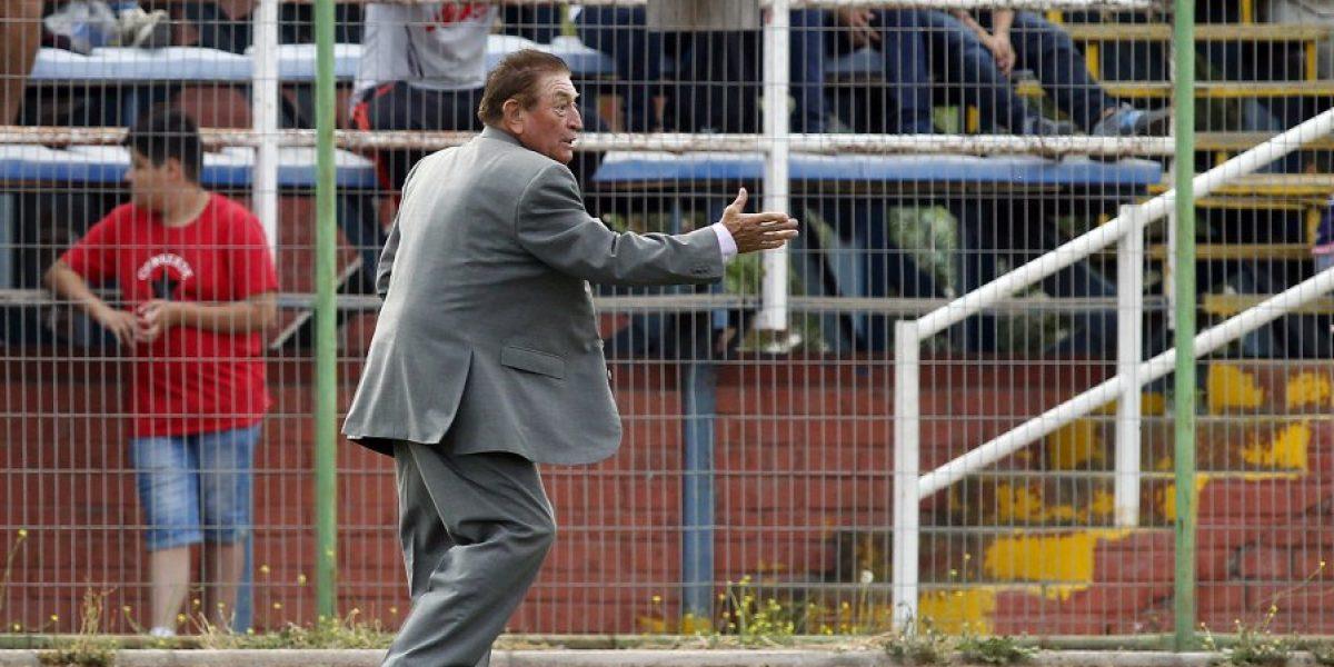 Invictos de la mano de Clavito Godoy: Santiago Morning empató frente a Magallanes