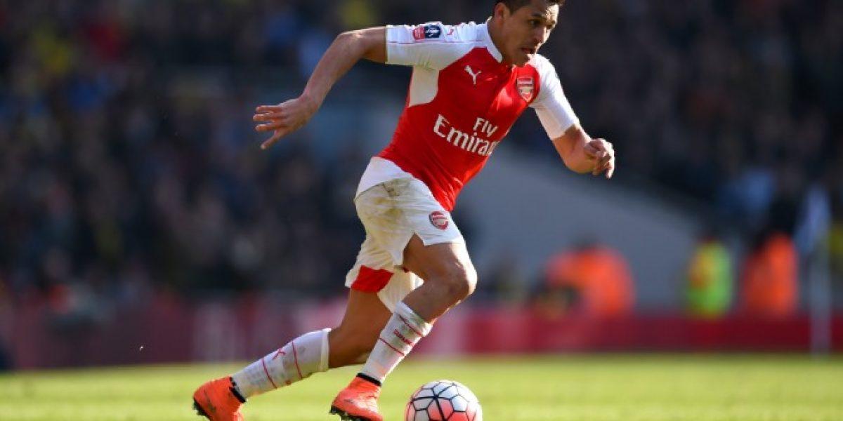 En Directo: Con gol de Alexis Sánchez, el Arsenal derrota a Watford en la Premier League