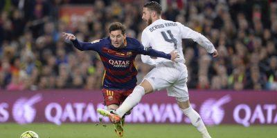 Fotos: Las caras de frustración de Messi tras su Clásico para el olvido