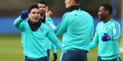 La tristeza de Falcao al no jugar con Chelsea se hizo viral en redes sociales