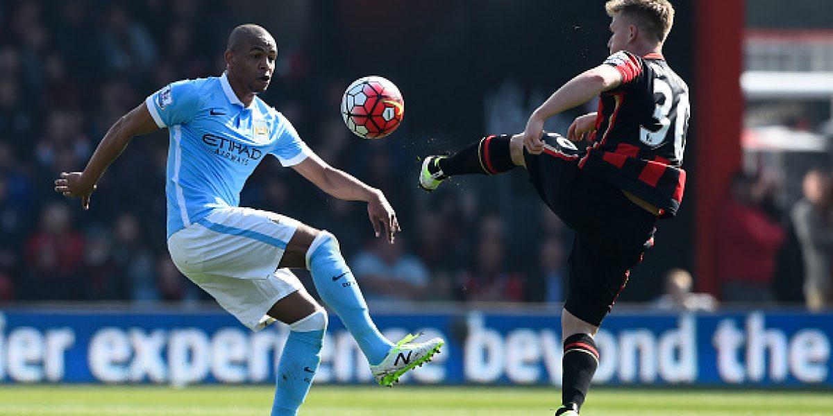 Sonríe Pellegrini: Manchester City mostró su mejor juego y goleó al Bournemouth