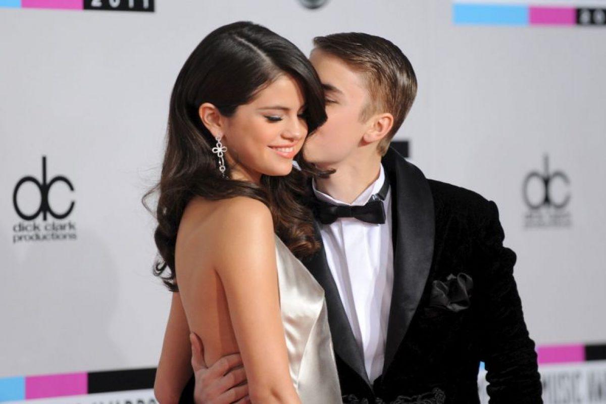 Así lucía la pareja hace un tiempo Foto:Getty Images. Imagen Por: