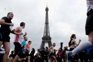 Maratón de París Foto:Getty Images. Imagen Por: