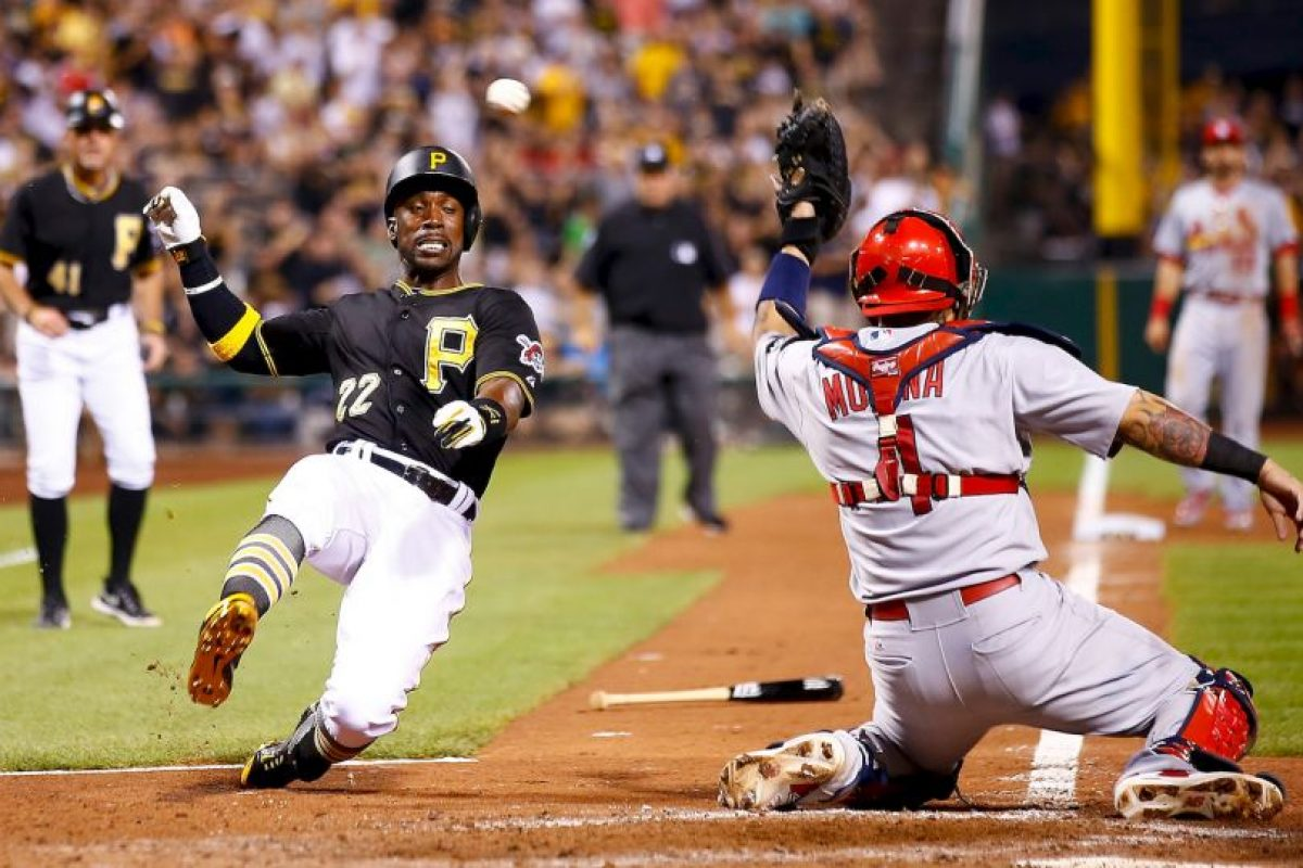 Opening Day MLB – St. Louis en Pittsburg Foto: Getty Images. Imagen Por: