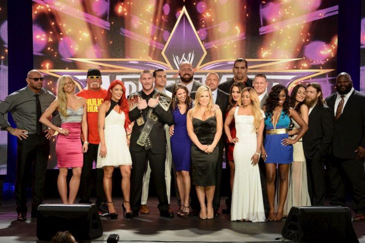 Wrestlemania 32 Foto:Getty Images. Imagen Por: