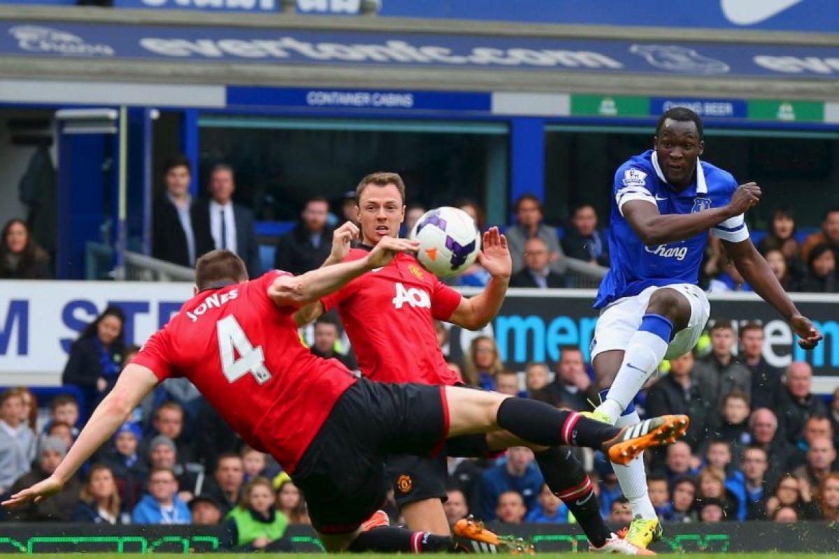 Premier League: Manchester United vs. Everton Foto:Getty Images. Imagen Por: