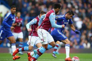 Premier League: Aston Villa vs. Chelsea Foto:Getty Images. Imagen Por: