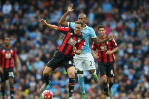Premier League: Bournemouth vs. Manchester City Foto:Getty Images. Imagen Por: