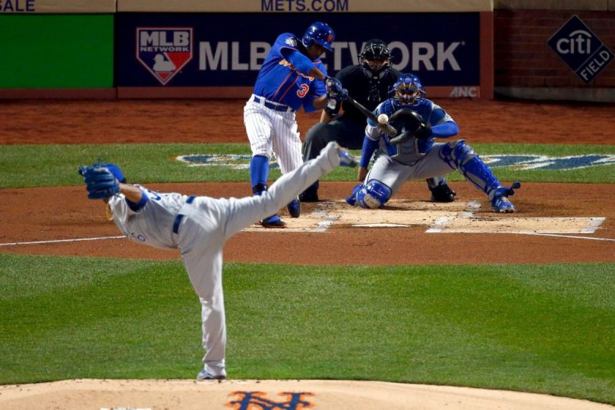 Opening Day MLB – New York en Kansas City Foto:Getty Images. Imagen Por: