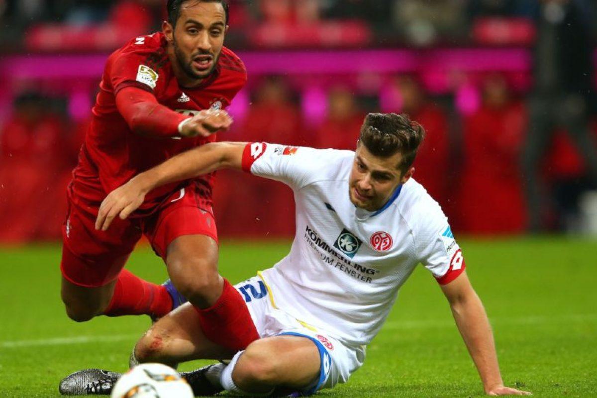 Bundesliga: Bayern Munich vs. Mainz 05 Foto:Getty Images. Imagen Por: