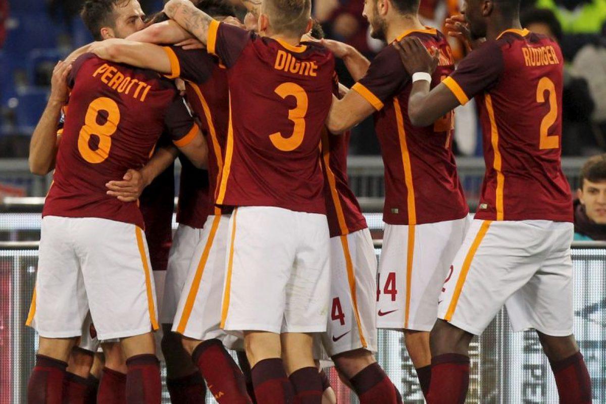 Serie A: Lazio vs. Roma Foto:Getty Images. Imagen Por: