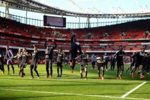Premier League: Arsenal vs. Watford Foto:Getty Images. Imagen Por: