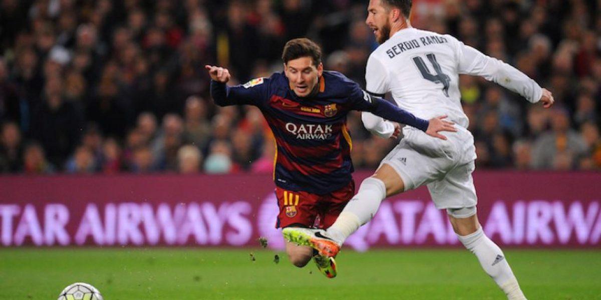 La primera polémica del Clásico: ¿Fue o no fue penal contra Lionel Messi?