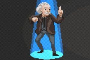Albert Einstein: Creó la ecuación más famosa del mundo, la que muestra la relación entre masa y energía: E-mc2. Es el científico más popular del siglo XX. Foto:http://super.abril.com.br/. Imagen Por:
