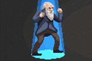 Charles Darwin: Revolucionó la biología con los conceptos de evolución y selección natural. Foto:http://super.abril.com.br/. Imagen Por: