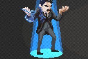 Nikola Tesla: Es reconocido por sus invenciones en el campo del electromagnetismo. Foto:http://super.abril.com.br/. Imagen Por: