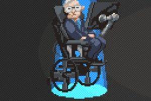 Stephen Hawking: Es el científico más famoso que sigue con vida. Predijo que los agujeros negros emitían radiación. Foto:http://super.abril.com.br/. Imagen Por: