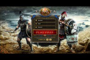 Jueguen en tiempo real con muchas personas. Foto:Sparta:war of empires. Imagen Por: