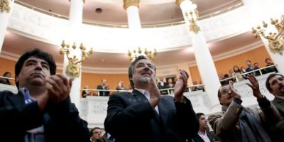 Alejandro Guillier será rostro del Partido Radical para las municipales