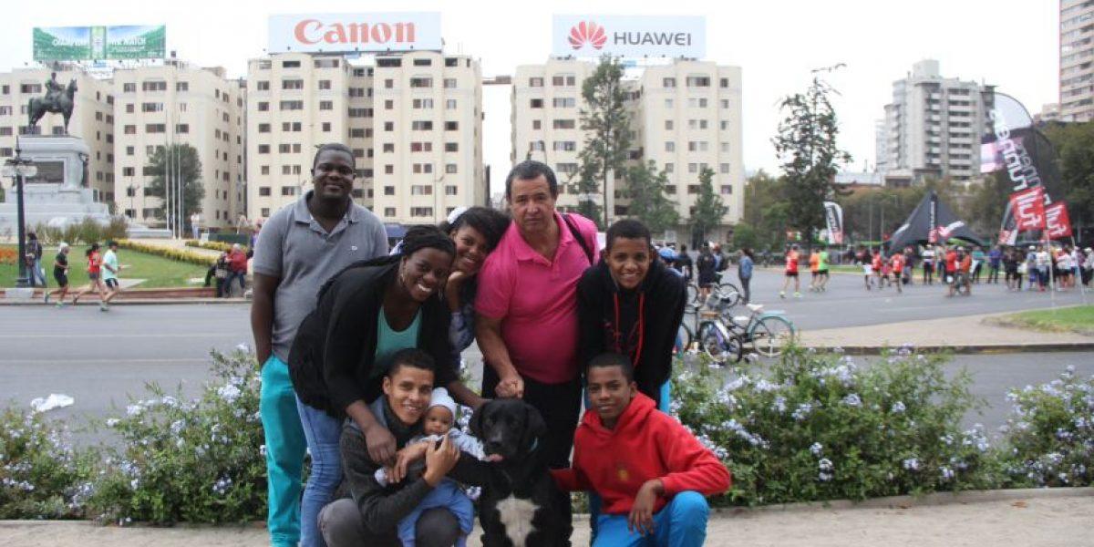 200 perros vagos fueron vacunados y desparasitados en mega operativo en el centro de Santiago