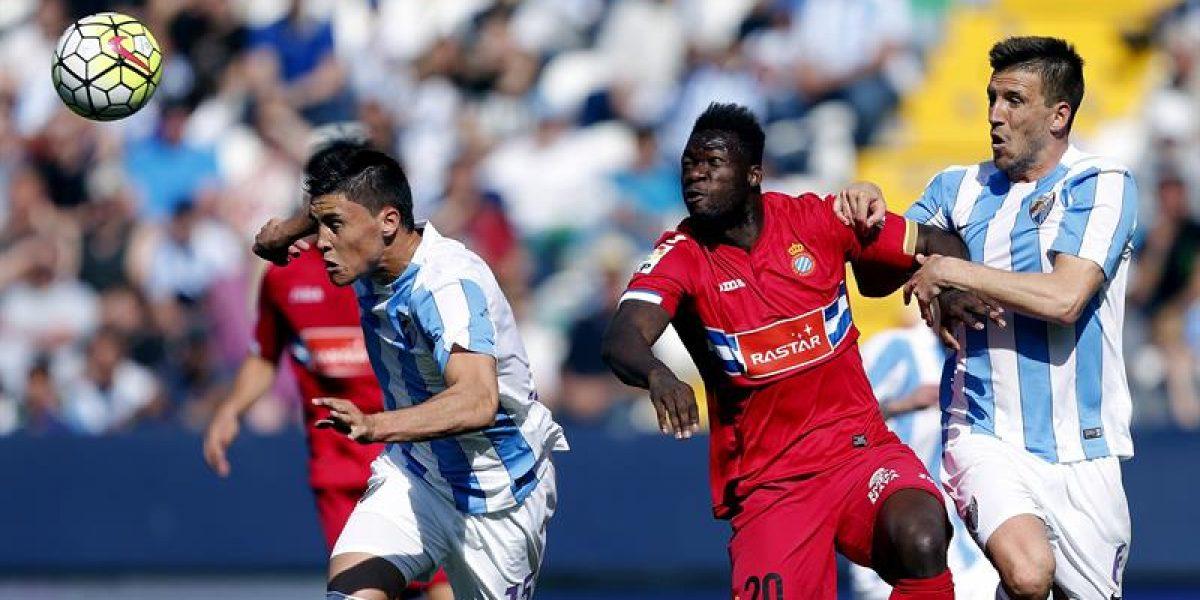 Con buena actuación de Enzo Roco Espanyol comienza a escapar del descenso