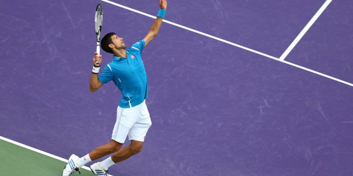 Nadie puede con él: Djokovic derrotó a Nishikori y se proclamó campeón del Masters 1000 de Miami