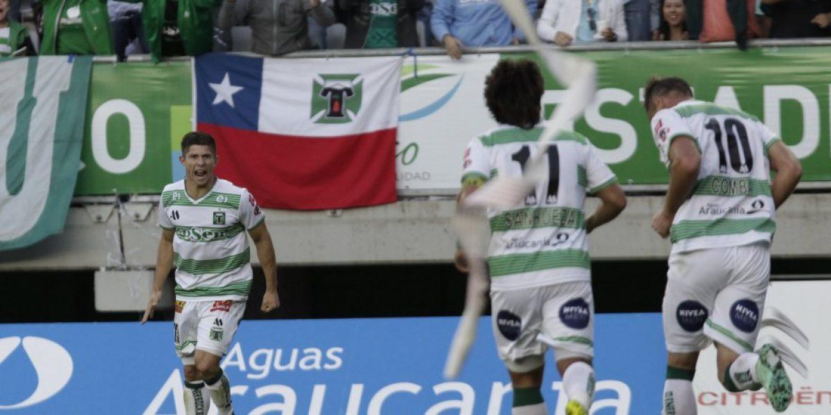 Temuco derrotó a La Serena y quedó a un triunfo de subir a Primera