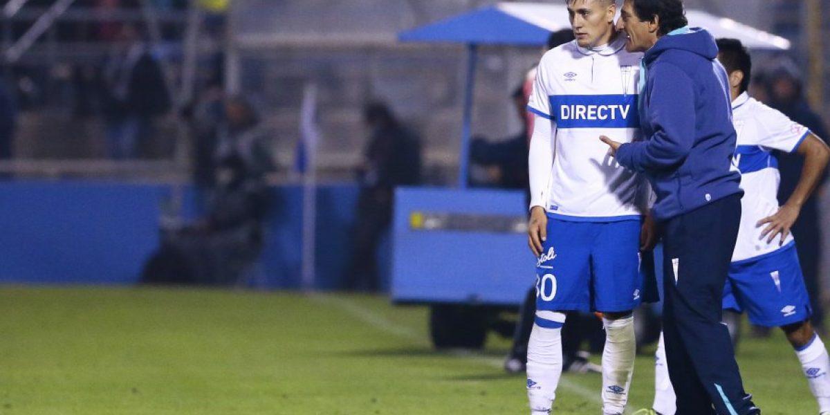 Mario Salas y su particular análisis del 1-0: