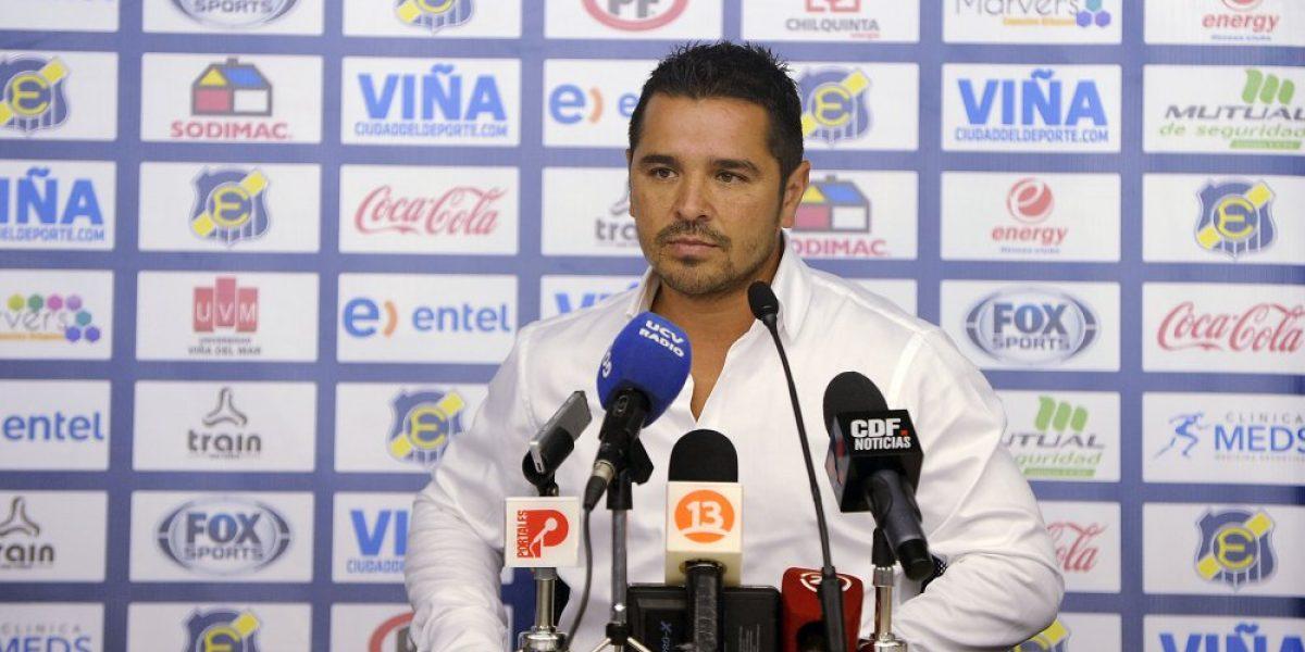 Tito Tapia ilusiona a los hinchas de Everton: