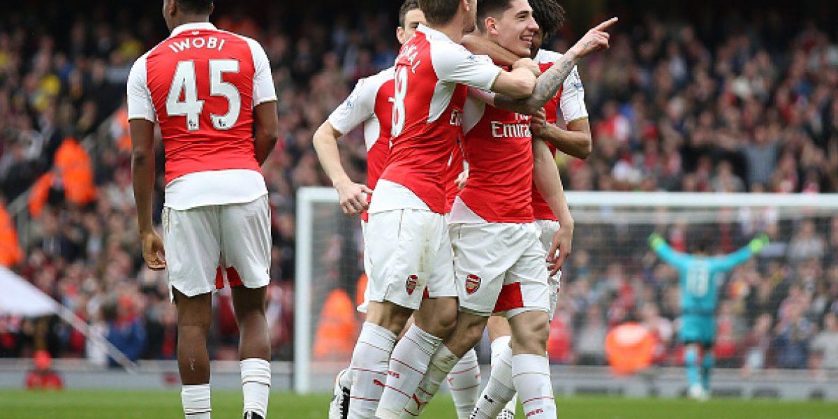 Jugadores del Chelsea, Arsenal y Leicester en problemas tras denuncia de dopaje