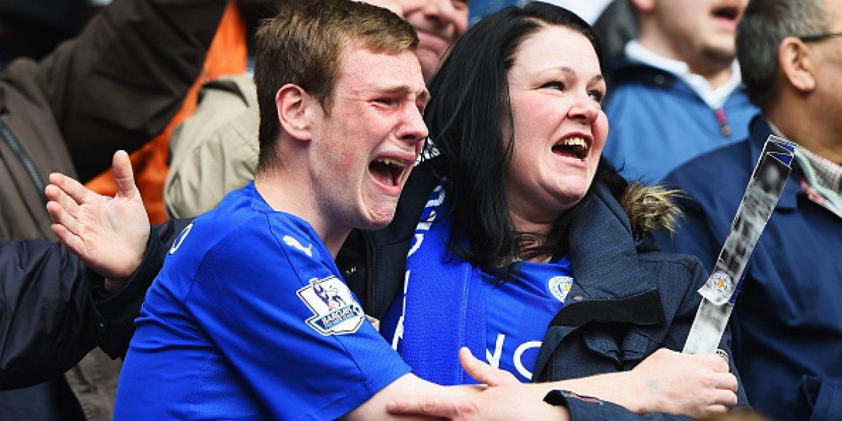 Leicester se prueba la corona de la Premier League tras derrotar al Southampton