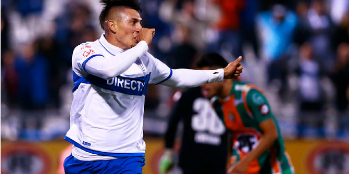 Minuto a minuto: Nicolás Castillo pone a Católica como momentáneo líder del Clausura