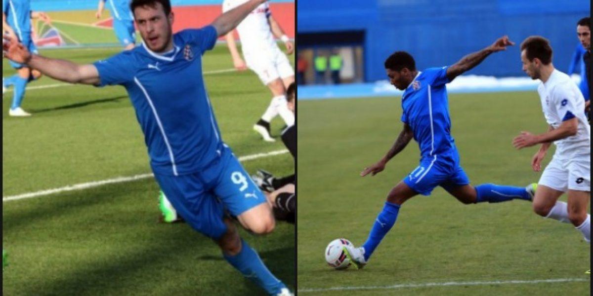 Henríquez y Fernandes marcaron en el triunfo del Dinamo de Zagreb
