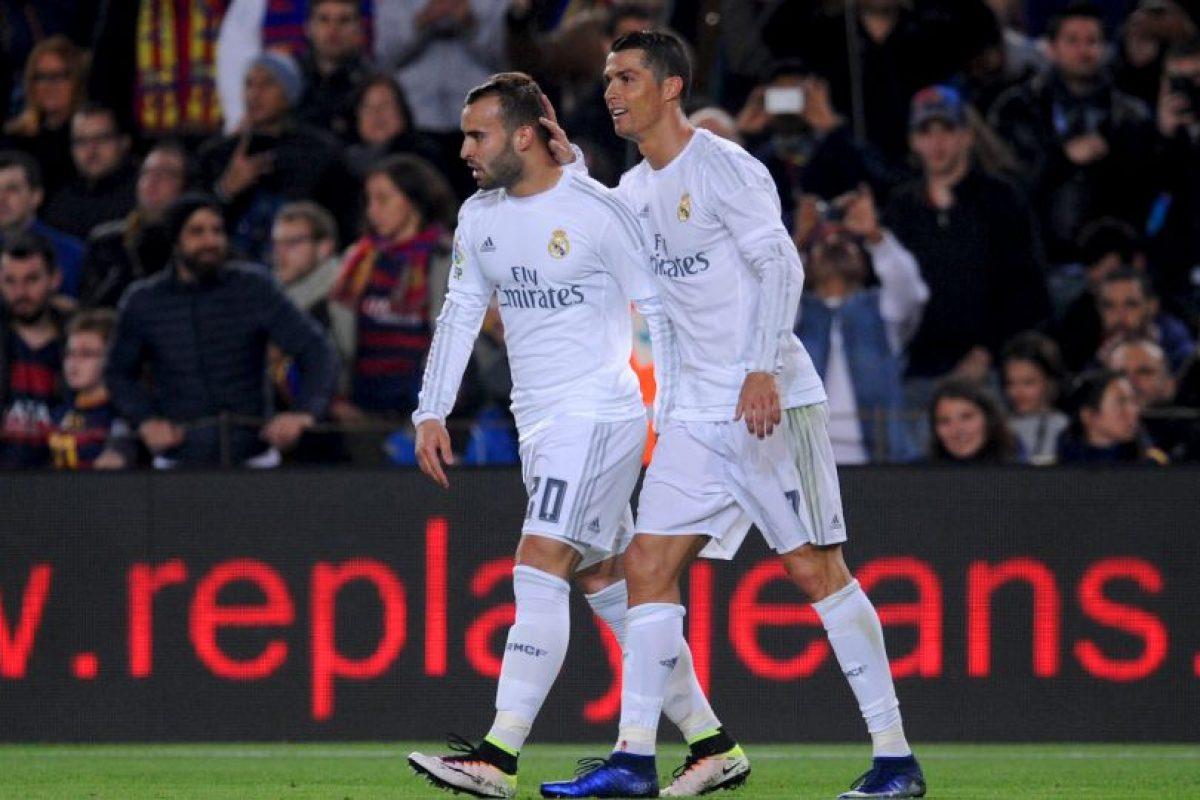 """Con goles de Gareth Bale y Cristiano Ronaldo, los """"merengues"""" se impusieron en casa de los """"culés"""" Foto:Getty Images. Imagen Por:"""