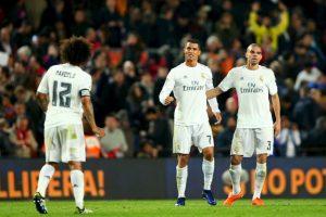 Real Madrid venció al Barcelona en el Clásico de España. Foto:Getty Images. Imagen Por: