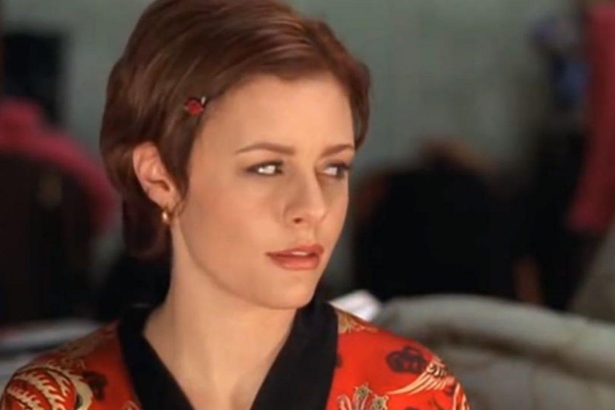 """Jessica Cauffiel era """"Tori"""", la publicista de las Wilson. Foto:Wayans Bros. Production. Imagen Por:"""